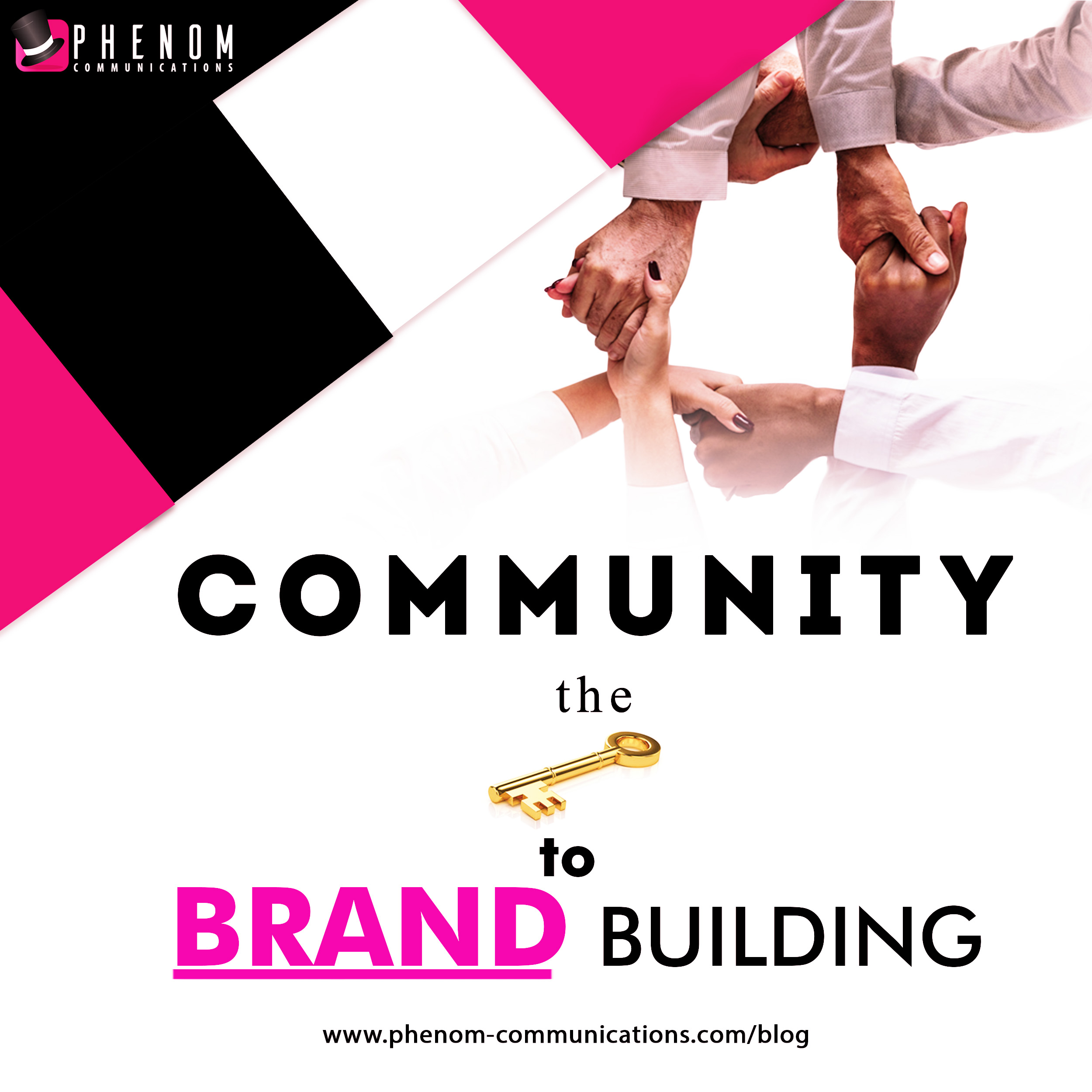 Community the Key to Brand Building